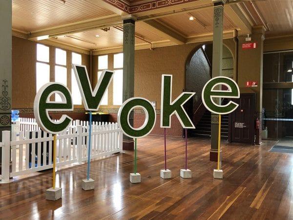 evoke 2020 display